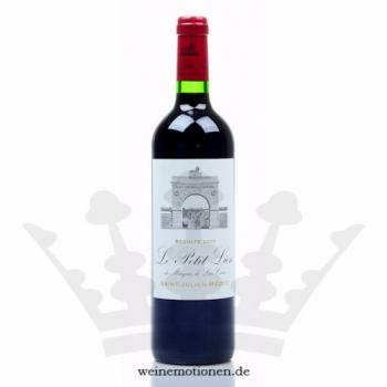 Weinemotionen spitzenweine online kaufen le petit lion - Les petits hauts bordeaux ...